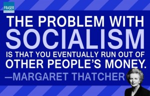 socialism-thatcher